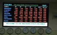 Lagos stock exchange