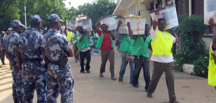 Election Togo 2019