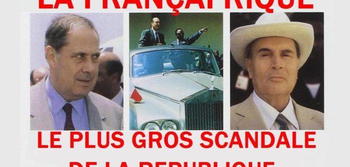 Livre du mois à Lynx.info/ Françafrique : Le plus long scandale de la République